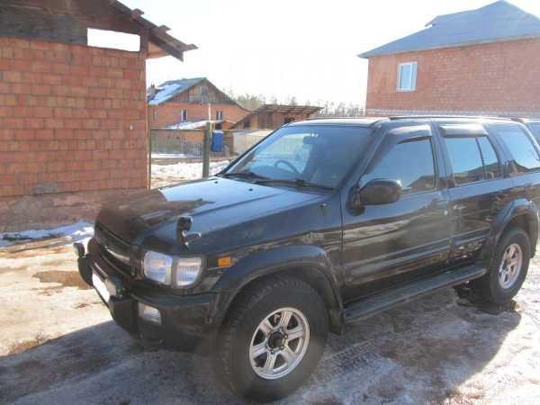 Nissan Terrano Regulus, 1999 год, 310 000 руб.