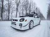 Иркутск Impreza WRX 2001