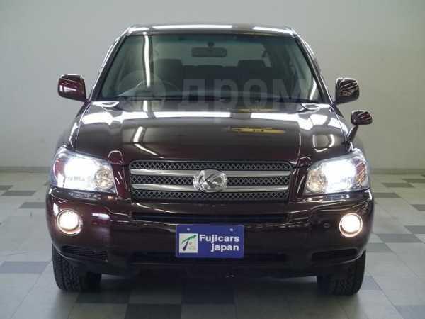 Toyota Kluger V, 2005 год, 269 000 руб.