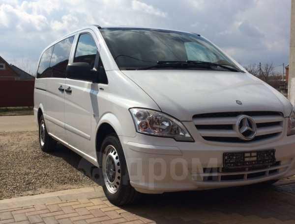 Mercedes-Benz Vito, 2014 год, 1 670 000 руб.