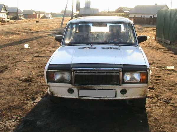 Лада 2107, 1994 год, 40 000 руб.
