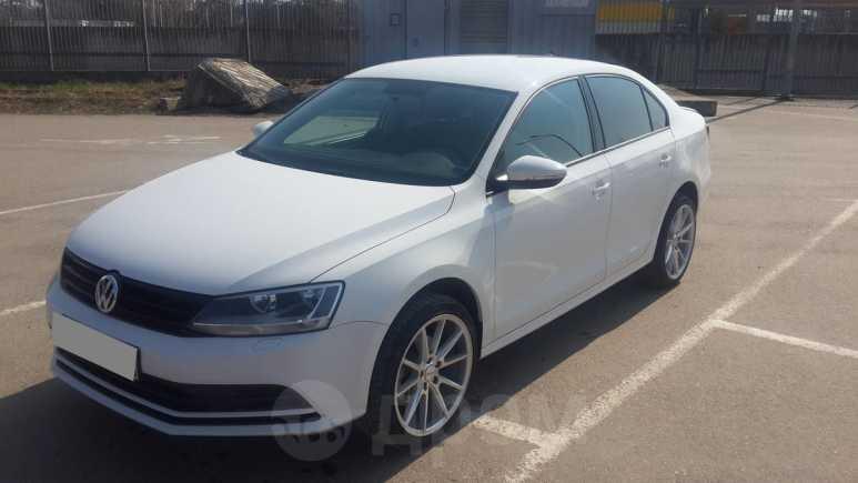 Volkswagen Jetta, 2015 год, 800 000 руб.