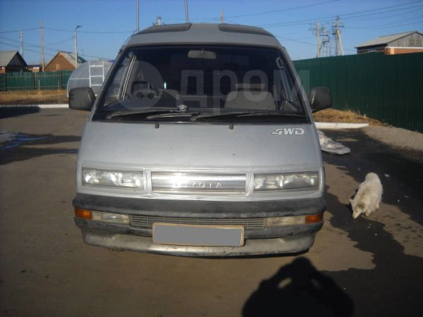 Toyota Master Ace Surf, 1991 год, 160 000 руб.