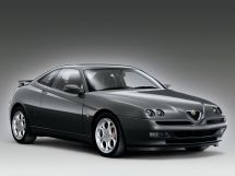 Alfa Romeo GTV рестайлинг 1998, купе, 1 поколение, 916