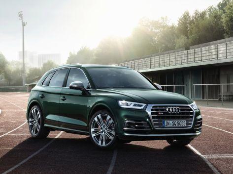 Audi SQ5 (FY) 09.2016 - 12.2020