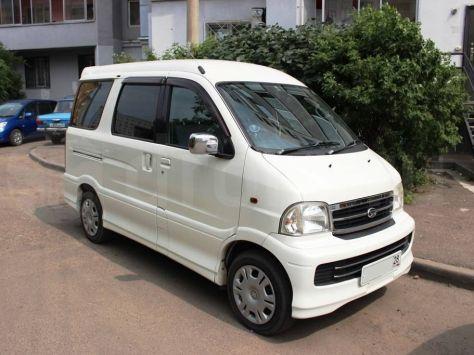 Daihatsu Atrai7  07.2000 - 12.2004