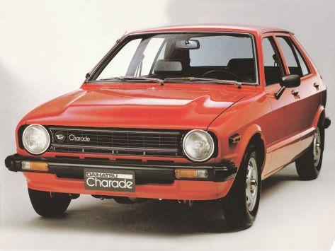 Daihatsu Charade (G10, G20) 10.1977 - 02.1983