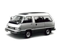 Daihatsu Delta 1982, минивэн, 2 поколение
