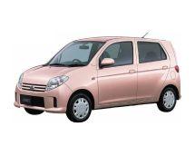 Daihatsu Max рестайлинг 2003, хэтчбек, 1 поколение
