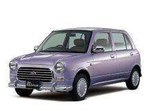 Daihatsu Mira Gino 1 поколение, 10.1998 - 10.2004, Хэтчбек 5 дв.