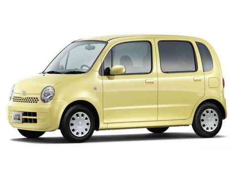 Daihatsu Move Latte  08.2004 - 12.2008