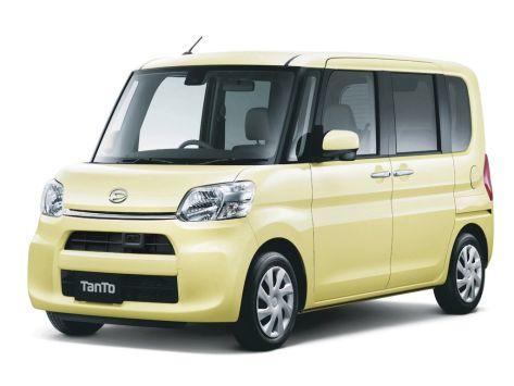 Daihatsu Tanto  10.2013 - 11.2015