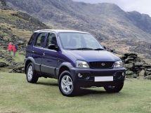 Daihatsu Terios 1997, suv, 1 поколение