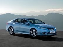 Honda Accord рестайлинг 2011, седан, 8 поколение, CU