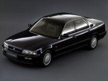 Honda Legend 1990, седан, 2 поколение