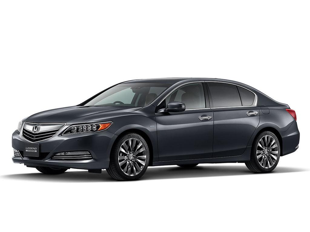 Honda Legend 2015, 2016, 2017, 2018, седан, 5 поколение ...