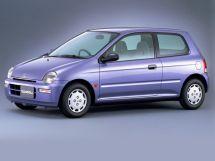 Honda Today рестайлинг 1996, хэтчбек 3 дв., 2 поколение