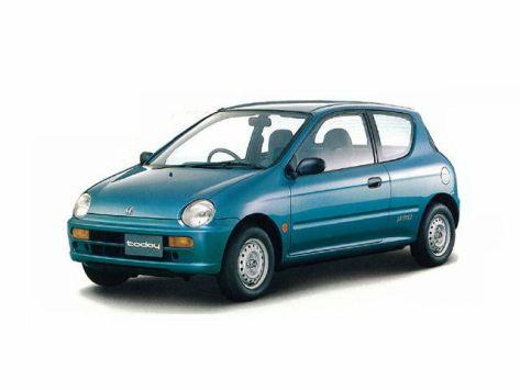 Honda Today  01.1993 - 01.1996