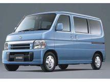 Honda Vamos рестайлинг 2001, минивэн, 2 поколение