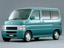 Honda Vamos 1999, минивэн, 2 поколение