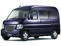 Honda Vamos Hobio 2003, минивэн, 1 поколение