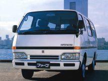 Isuzu Fargo 1991, минивэн, 1 поколение