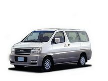 Isuzu Filly 1 поколение, 09.1999 - 04.2002, Минивэн