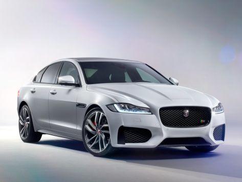 Jaguar XF (X260) 04.2015 - 02.2021