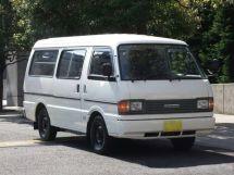 Mazda Bongo Brawny рестайлинг 1990, минивэн, 3 поколение, SR