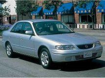 Mazda Capella 1997, седан, 7 поколение, GF