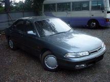 Mazda Cronos рестайлинг 1994, седан, 1 поколение, GE