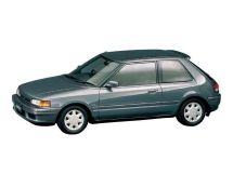 Mazda Familia 1989, хэтчбек 3 дв., 7 поколение, BG