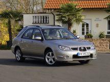 Subaru Impreza 2-й рестайлинг, 2 поколение, 06.2005 - 08.2007, Универсал