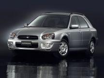 Subaru Impreza рестайлинг, 2 поколение, 11.2002 - 12.2005, Универсал