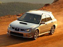 Subaru Impreza WRX 2-й рестайлинг, 2 поколение, 06.2005 - 08.2007, Универсал