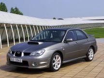 Subaru Impreza WRX 2-й рестайлинг 2005, седан, 2 поколение, GD
