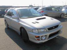 Subaru Impreza WRX рестайлинг 1996, универсал, 1 поколение, GF