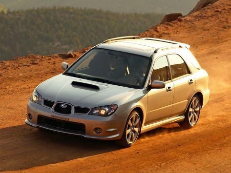Subaru Impreza WRX (GG) 06.2005 - 08.2007