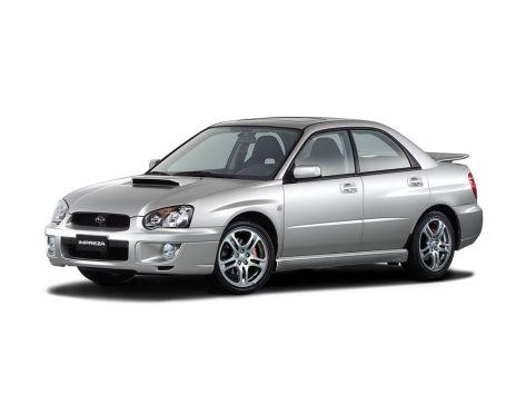 Subaru Impreza WRX (GD) 11.2002 - 05.2005