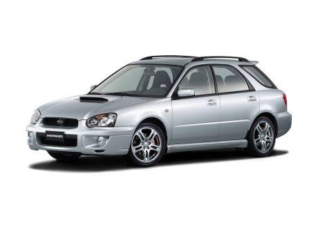Subaru Impreza WRX (GG) 11.2002 - 05.2005