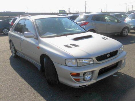 Subaru Impreza WRX (GF) 09.1996 - 09.2000