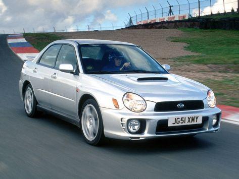 Subaru Impreza WRX (GD) 10.2000 - 10.2002