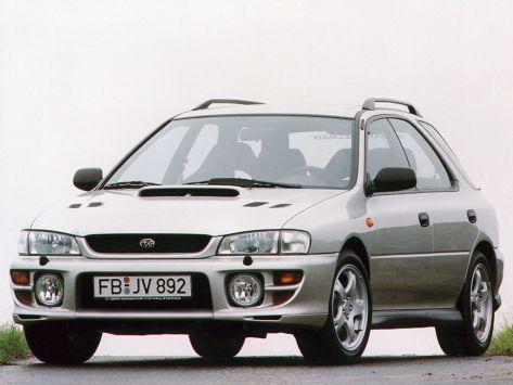 Subaru Impreza WRX (GF) 06.1996 - 12.2000