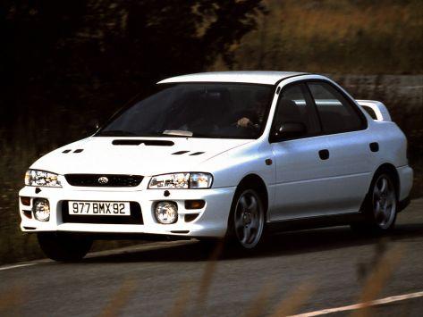 Subaru Impreza WRX (GC) 06.1996 - 12.2000