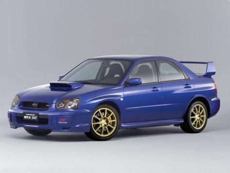 Subaru Impreza WRX STI (GD/G11) 11.2002 - 12.2005