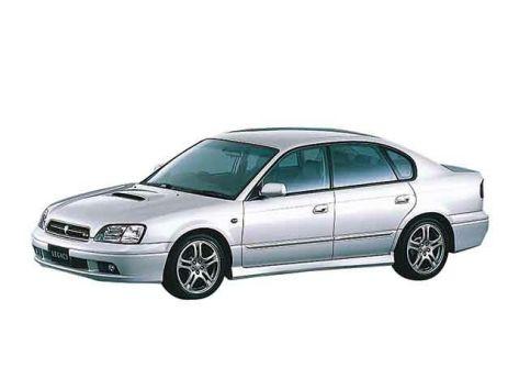 Subaru Legacy B4 (BE) 12.1998 - 04.2001