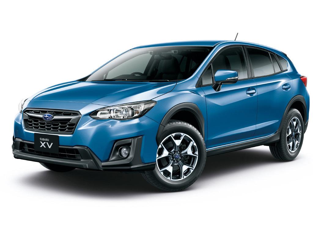 100+ [ Subaru Xv ]   2018 Subaru Xv Launched In Japan With ...