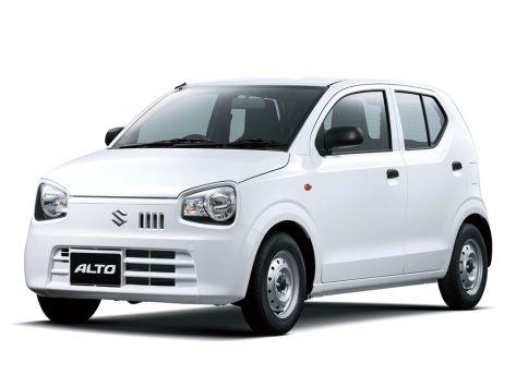 Suzuki Alto  12.2014 -  н.в.