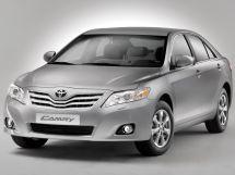 Toyota Camry рестайлинг 2009, седан, 7 поколение, XV40
