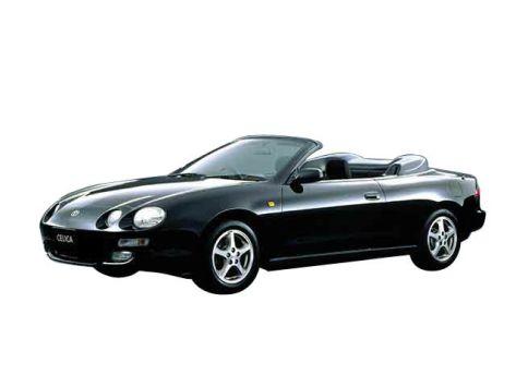 Toyota Celica (T200) 01.1996 - 08.1999
